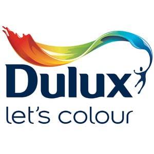 dulux lets colour logo