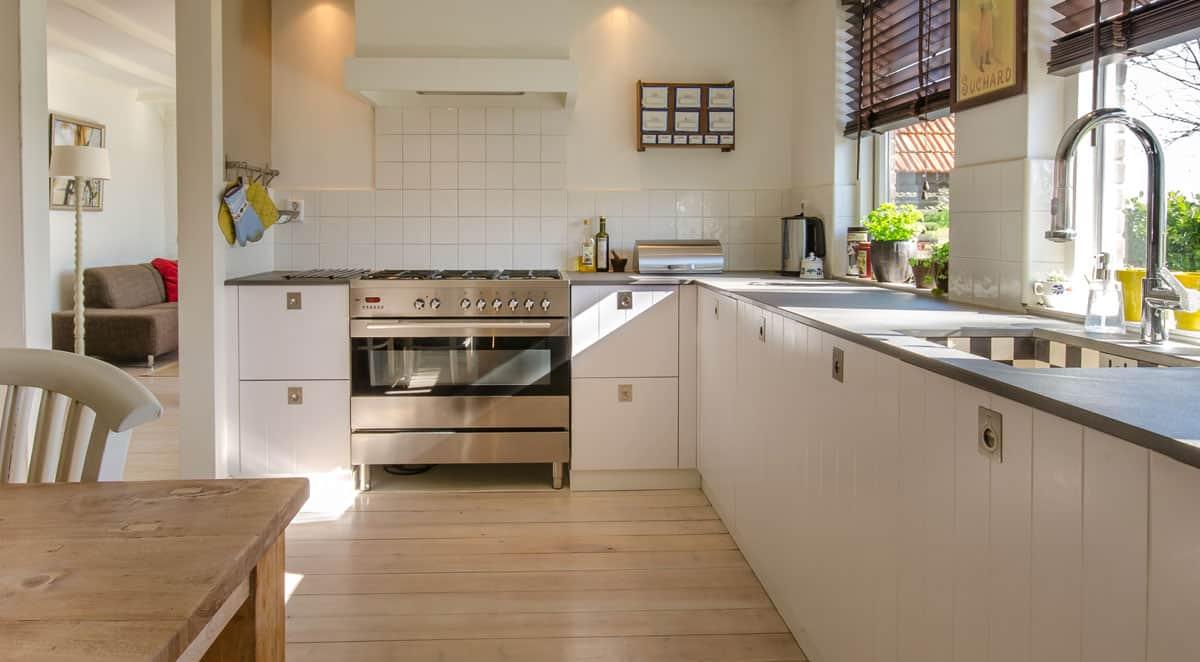 kitchen refurbishment home improvements