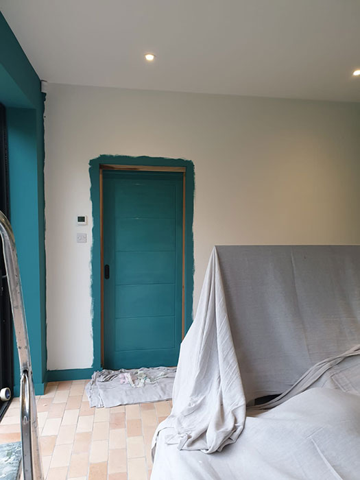 childrens bedroom decorating and painting doors