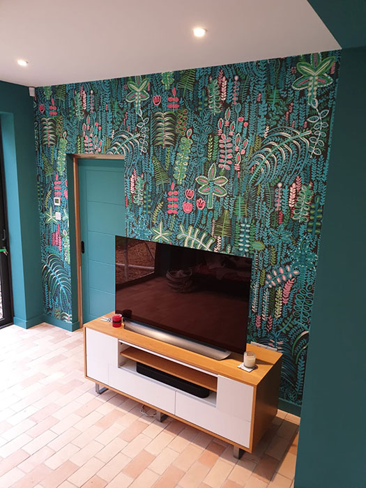 childrens bedroom completed and refurbished