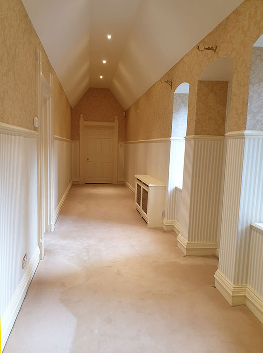 home refurb oxford at wyfold court