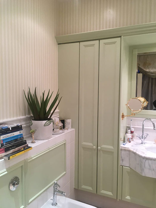 wyfold court bathroom refurb
